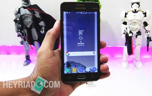 Cara Mengubah Tampilan Android Menjadi Samsung Galaxy S8
