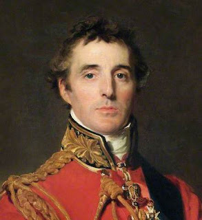 Duke of Wellington, Battle of Waterloo