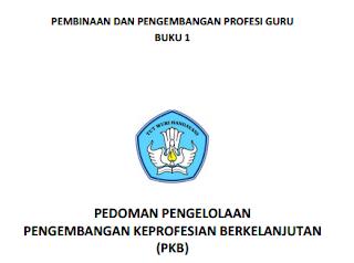 Komponen PKB (Penilaian Keprofesionalan Berkelanjutan) Guru