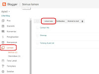 Cara Membuat Sitemap Sederhana di Blogspot dan Pengertiannya
