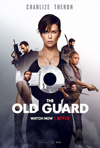 The Old Guard (Web-DL 720p Dual Latino / Ingles) (2020)