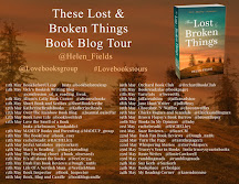 These Lost and Broken Things Blog Tour