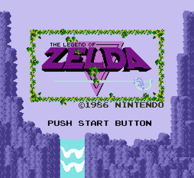 legend of zelda deep purple