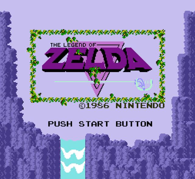 legend of zelda deep purple