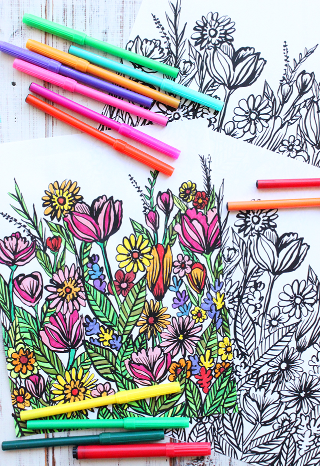 Here Is This Weeks Free Coloring Page Happy