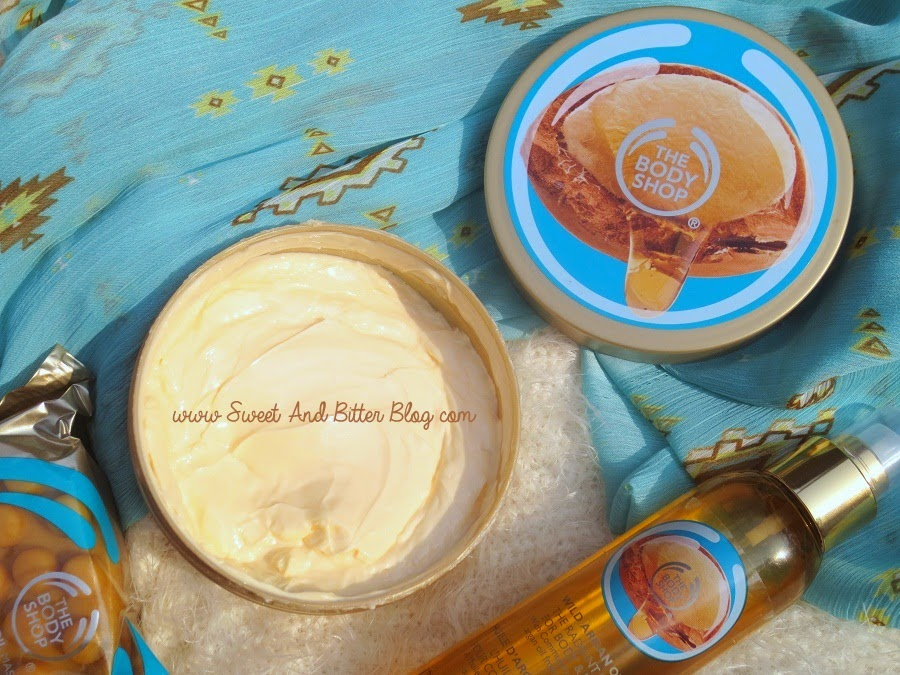 The Body Shop Wild Argan Oil Body Butter Review