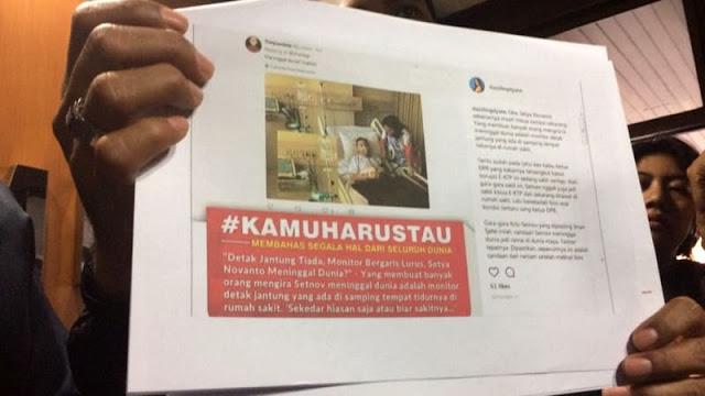 Pengacara Setya Novanto Laporkan Pembuat Meme Kliennya ke Bareskrim