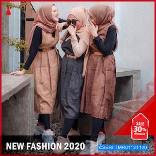 TMR0112T120 Moana Tunik Bahan BMGShop