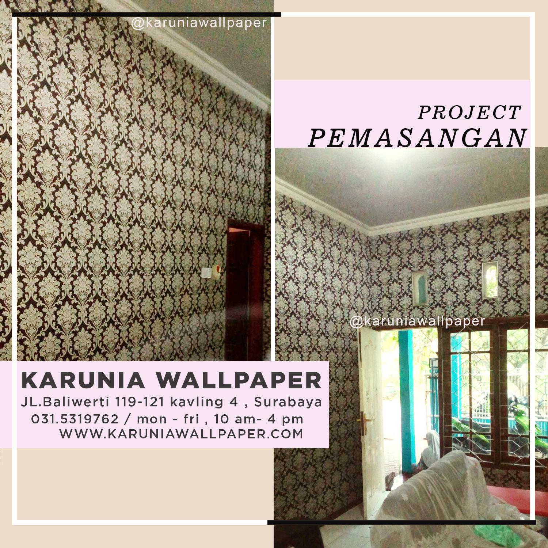 pemasangan wallpaper surabaya