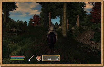 The Elder Scrolls 4 Oblivion Gameplay PC