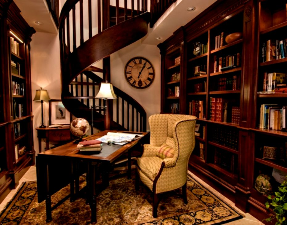 Home Office Library Design Ideas   Wallpapers Imgur