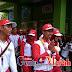 Peserta Kirab Pemuda se-Indonesia Kunjungi Masjid Bersejarah di Pringsewu