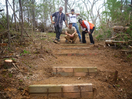 Service Project for Southern Appalachian Highlands Conservancy