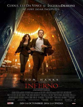 Poster Of Inferno 2016 English 500MB BluRay 720p ESubs HEVC Free Download Watch Online downloadhub.in