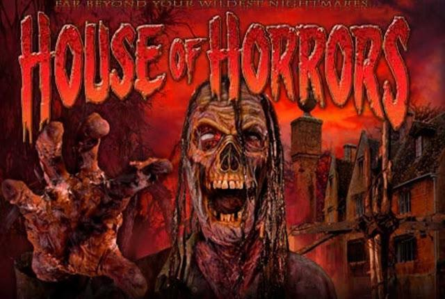 تحميل لعبة بيت الرعب 2 برابط واحد مباشر مضغوطة ميديا فاير للكمبيوتر Download House of Horror 2