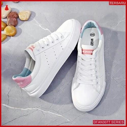 DFAN3077S32 Sepatu Jk03 Sepatu Sneakers Wanita Murah Terbaru BMGShop