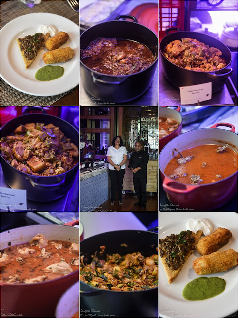 Anglo Indian food at K3, J W Marriott Aerocity