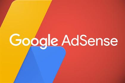 Daftar Google Adsense Dalam Waktu 15 Menit