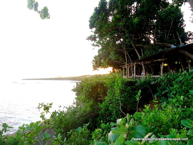 Sunset in Bee Farm Panglao Island Bohol