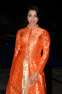 sanjana at Wedding vows fashion show
