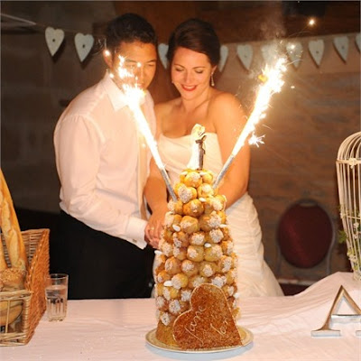 WEDDING CAKE SPARKLERS For Weddings