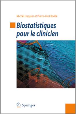Biostatistiques pour le clinicien - Huguier Michel PDF