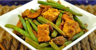 Hidangan Sahur Dan Buka Puasa: Resep Tumis Buncis Tempe