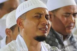 Jenajah Ustaz Arifin Ilham dikabarkan akan di makamkan di gunung sindur