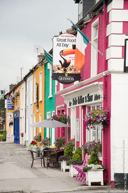 Casas Adare en Irlanda