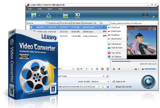Leawo Video Converter 7.3.0 Registration Code Full Version (100% Discount)