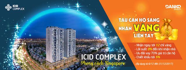 Qùa mở bán ICID Complex
