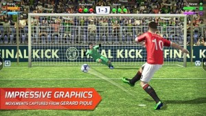 Final Kick APK MOD Unlimited Gold Coins
