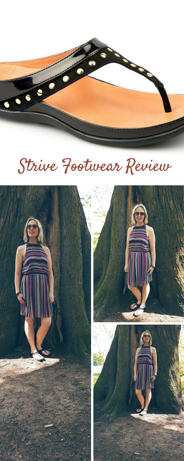 Strive Footwear Review