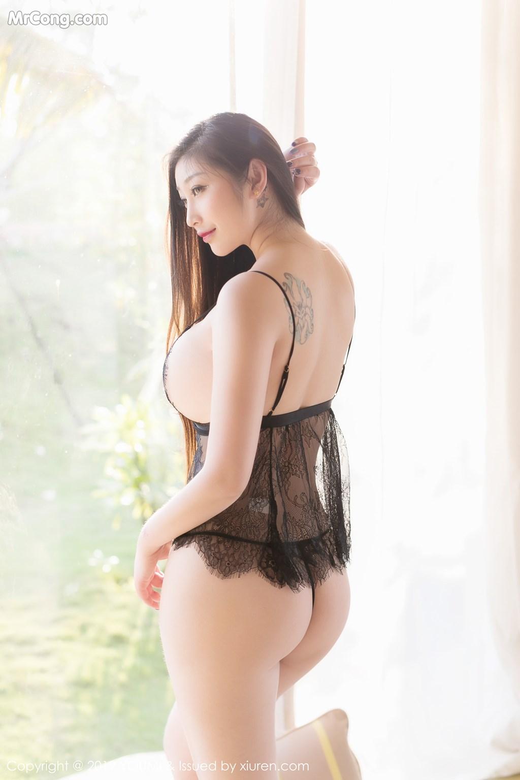Image YouMi-Vol.319-Daji-Toxic-MrCong.com-005 in post YouMi Vol.319: Daji_Toxic (妲己_Toxic) (52 ảnh)