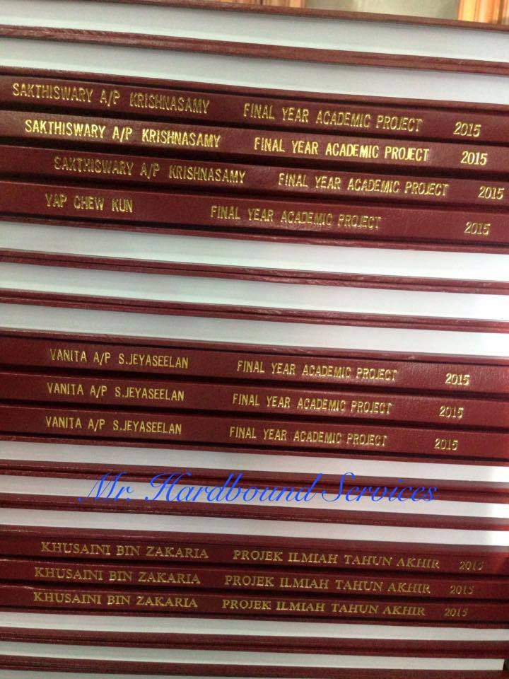hardcover thesis binding serdang Thesis binding & printing - delivery service, selangor, malaysia 5,963 likes 67 talking about this specialist in hardcover maker editing format.