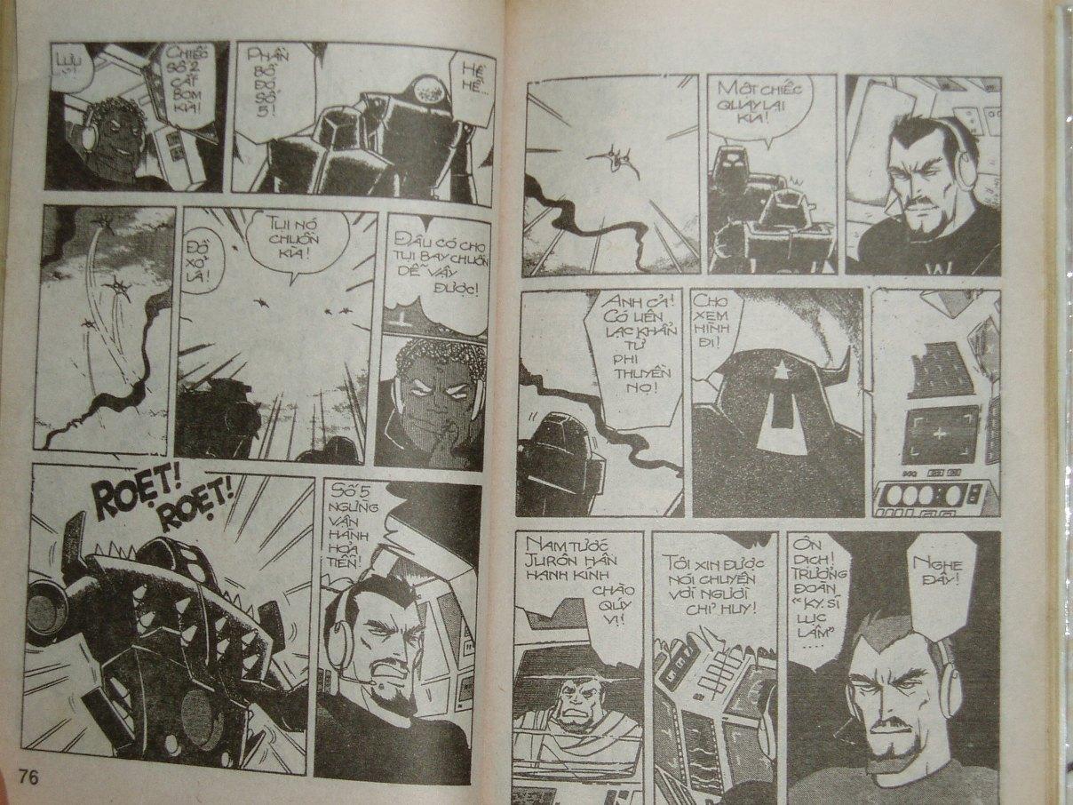 Siêu nhân Locke vol 04 trang 38