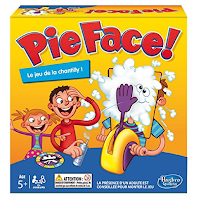 Pie Face le jeu de la chantilly pas cher