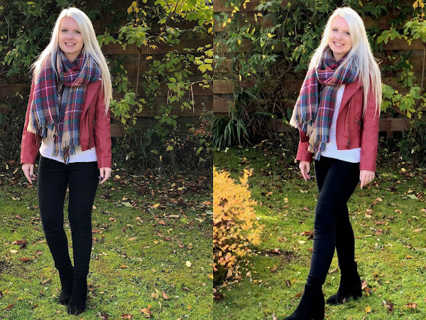 Autumn Outfits | Red Jackets