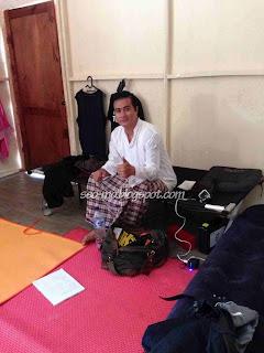 Foto Adjie Pangestu pemeran Hutomo di Anugerah Cinta