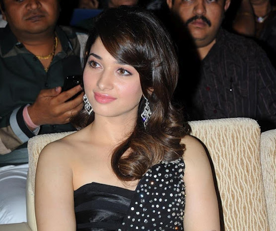 cute charming sweet sexy Tamanna hot n spicy pics in black