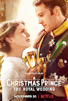 A Christmas Prince: The Royal Wedding (2018) Dual Audio [Hindi-DD5.1] 720p HDRip ESubs Download