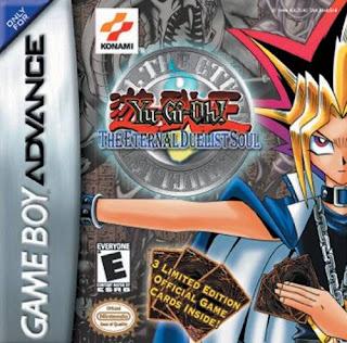 Rom de Yu-Gi-Oh! The Eternal Duelist Soul - GBA - PT-BR - Download