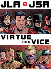 JLA JSA: VIRTUE AND VICE – Truyện tranh
