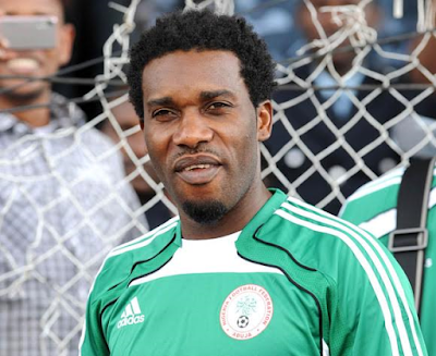 Jay Jay Okocha warns Rio Olympic football Team: 'You can't be rich playing for Nigeria'