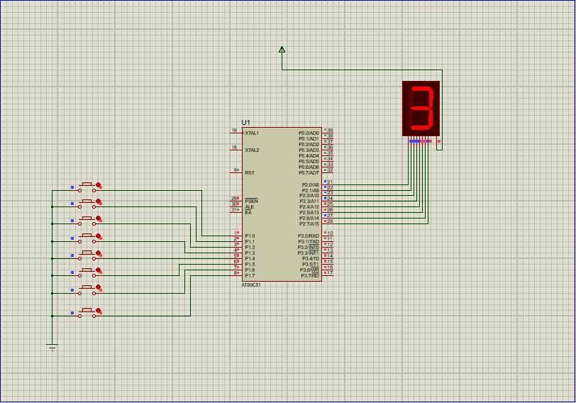 8051 microcontroller programming:Tutorial-Fibonacci series in
