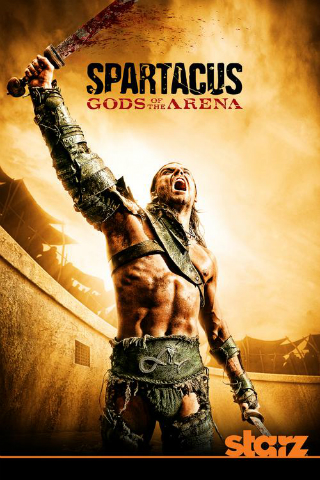 Spartacus: Gods Of The Arena [2011] [DVDR] [NTSC] [Latino]