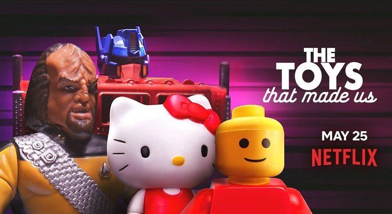 I giocattoli della nostra infanzia - Netflix