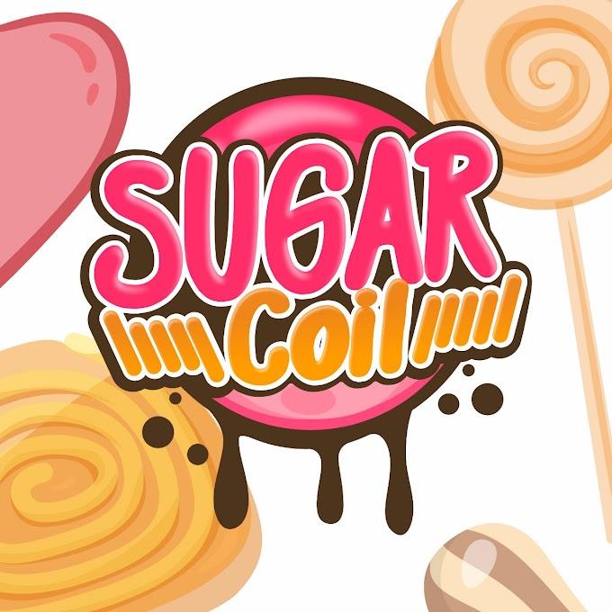 Desain Logo - Sugar Coil