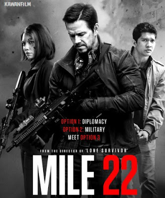 Mile 22 (2018) HDCAM Subtitle Indonesia