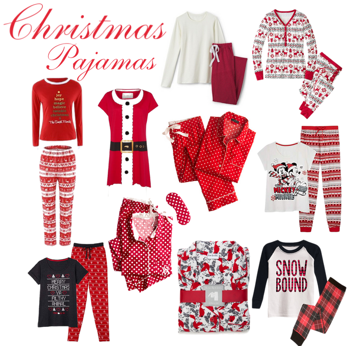 Fashion Finds | Christmas Pajamas